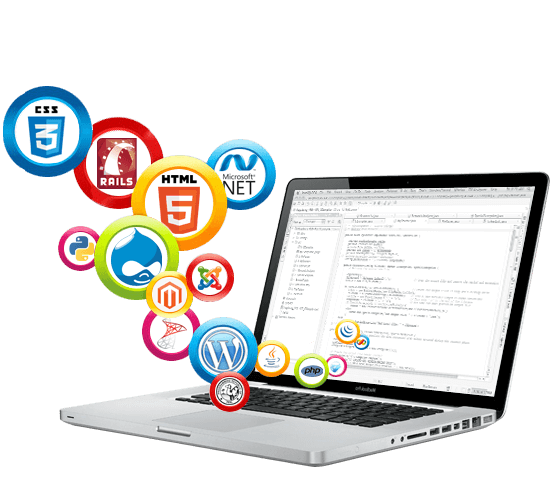 website designing & software development